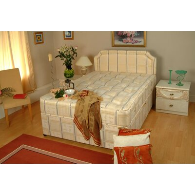 Home Etc Capri Orthopaedic Divan Bed