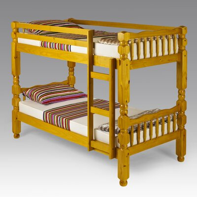 Home Etc Chunky Single Bunk Bed