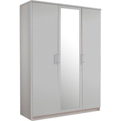 Home Etc Hydra 3 Door Wardrobe
