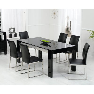 Home Etc Isabella Dining Table and 6 Chairs