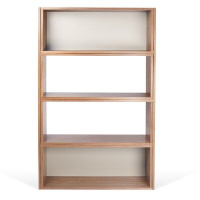 Home Etc Creda Wide 161cm Standard Bookcase