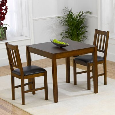 Home Etc Pantelleria Dining Table and 2 Chairs