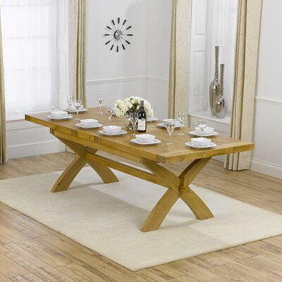 Home Etc Sandringham Extendable Dining Table and 8 Chairs