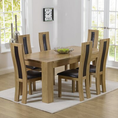 Home Etc Barrow Dining Table and 4 Chairs