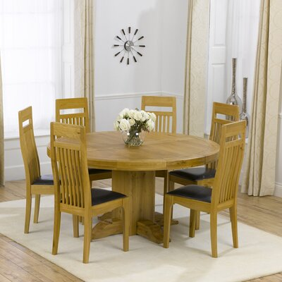 Home Etc Garda Dining Table and 6 Chairs