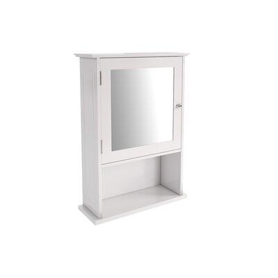 Home Etc Kyogle 47cm x 67cm Surface Mount Mirror Cabinet