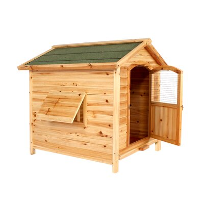 Home Etc Manildra Dog Home in Natural