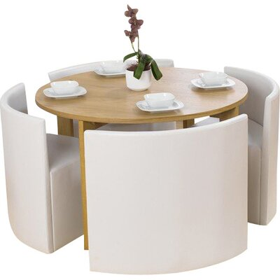 Home Etc Dining Table and 4 Chairs