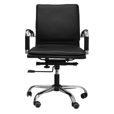 Home Etc Emerson Mid-Back Managerial Chair