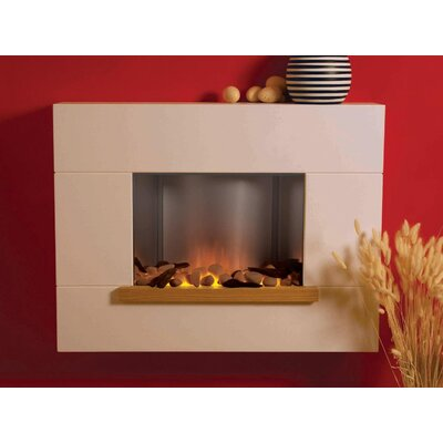 Home Etc Annie Electric Fireplace