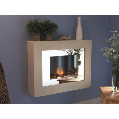Home Etc Amanda Electric Fireplace