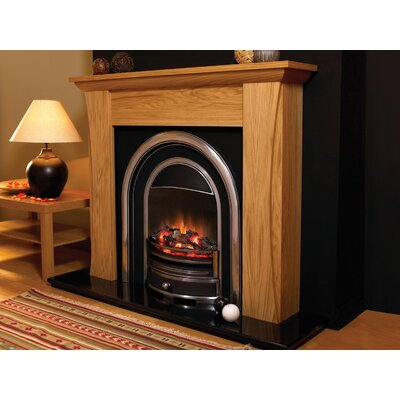 Home Etc Brook Electric Fireplace