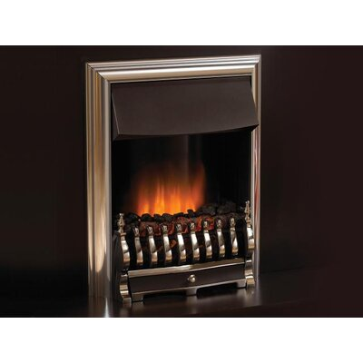 Home Etc Brittany Gacier Proteus Coals Electric Fireplace