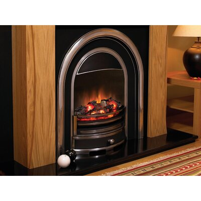Home Etc Dallas Cast Electric Fireplace