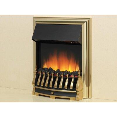 Home Etc Cassandra Glacier Tyrus Coal Electric Fireplace