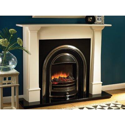 Home Etc Josh Coal Electric Fireplace