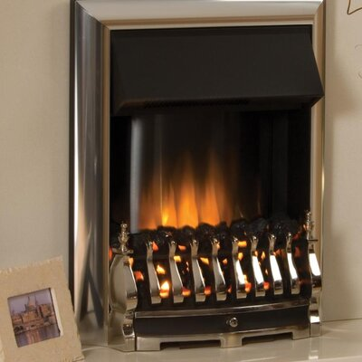 Home Etc Charles Coal Electric Fireplace