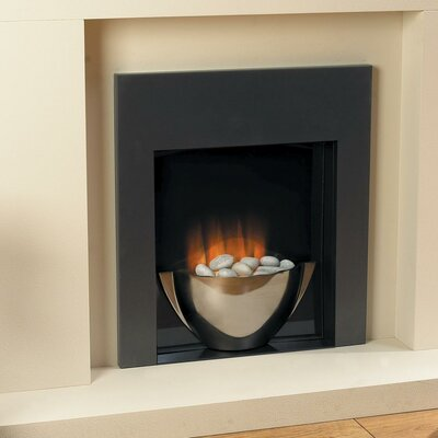 Home Etc Penelope Coal Electric Fireplace