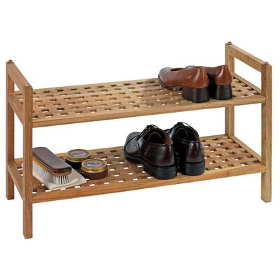 Home Etc Inishcorker Stackable Shoe Rack
