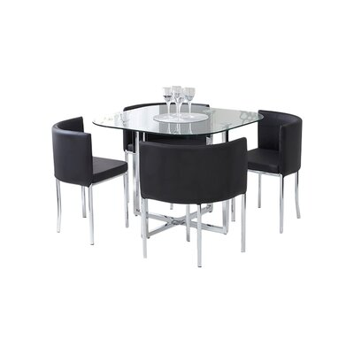 Home Etc Talbingo Dining Table and 4 Chairs