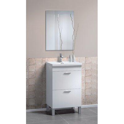 Home Etc Koncept 50cm Single Vanity Set with Mirror