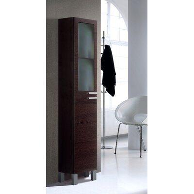 Home Etc Koncept 30 x 182cm Free Standing Tall Bathroom Cabinet