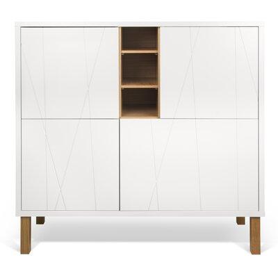 Home Etc Shannon 4 Door Cabinet