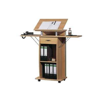 Urban Designs 469 Desk with Casters