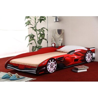 Home Etc YoungOnes Sports European Single Car Bed