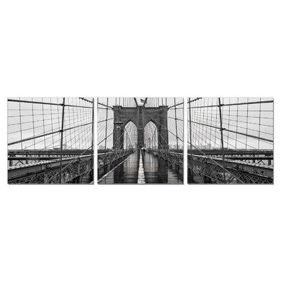 Home Etc YoungOnes Bridge 3 Piece Photographic Print Set
