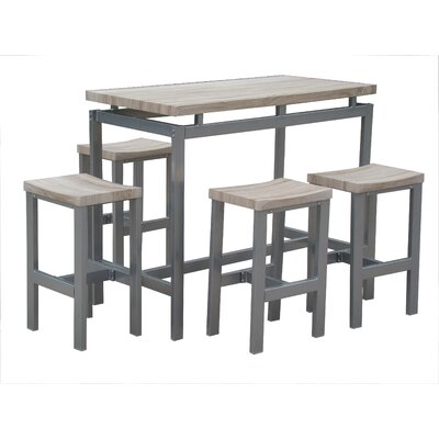 Home Etc Marino Dining Table and 4 Chairs
