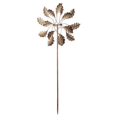 Home Etc Leaf Windmill Spinner
