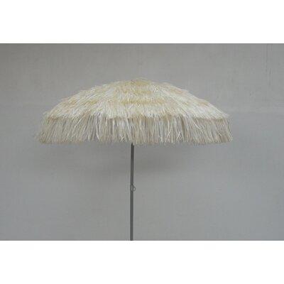 Home Etc Raffia 6' Parasol