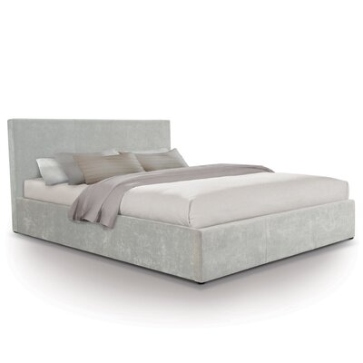 Home Etc Luxury Upholstered Ottoman Bed Frame