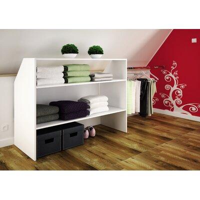 Home Etc Pearl white loft furnishing