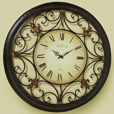 Home Etc Flavio XXL 92cm Analogue Wall Clock