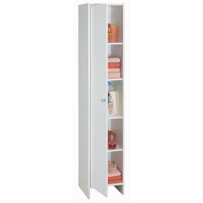 Home Etc Geisa 33.6 x 171cm Tall Bathroom Cabinet