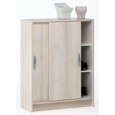 Home Etc Borken 82.8 x 106.5cm Cabinet