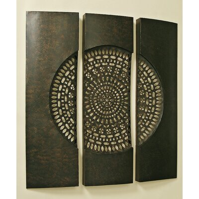 Home Etc Savita 3 Piece Wall Art Set