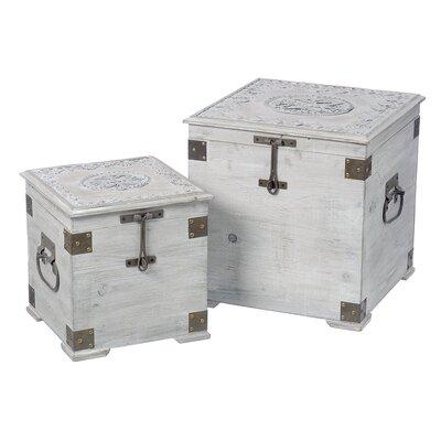 Home Etc 2-Piece Jewellery Box Set