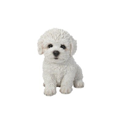 Home Etc Brichon Frise Ornanment Statue