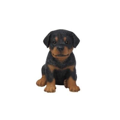 Home Etc Rottweiler Ornament Statue