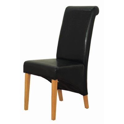 Home Etc Crewe Faux Leather Dining Chair