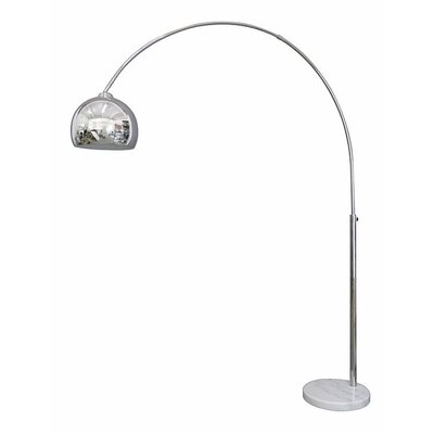 Home Etc Amble 205cm Arched Floor Lamp