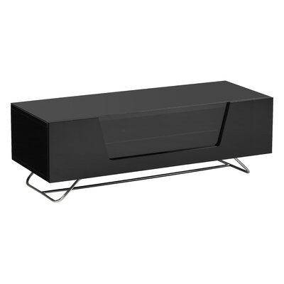 Home Etc Chromium TV Stand for TVs up to 60""