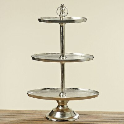 Home Etc Micra Decorative Tiered Stand