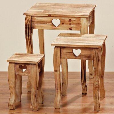 Home Etc Henrik 3 Piece Nest of Tables