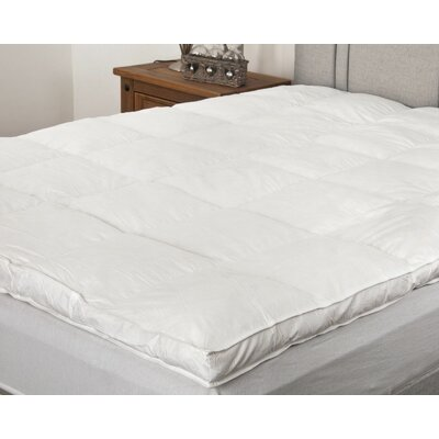 Home Etc Original Sleep Company Natural Duck Feather Mattress Topper