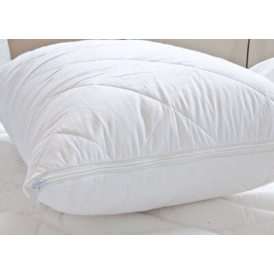 Home Etc Egyptian Quality Cotton Quilted Pillow Protector