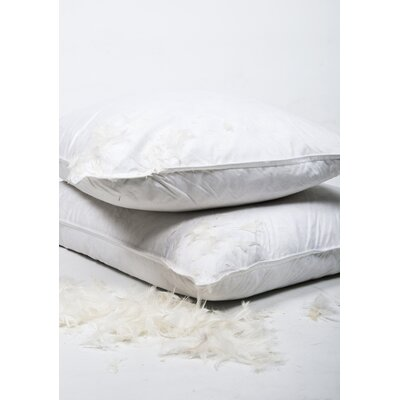 Home Etc Duck Feather and Down Standard Pillow (Set of 2)